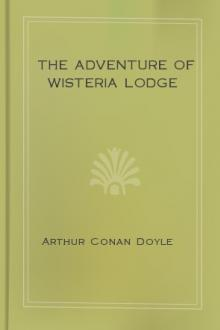 The Adventure of Wisteria Lodge by Arthur Conan Doyle