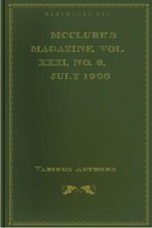 McClure's Magazine, Vol. XXXI, No. 3, July 1908 by Various