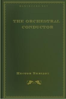 The Orchestral Conductor by Hector Berlioz