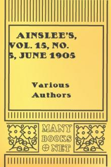 Ainslee's, Vol. 15, No. 5, June 1905 by Various