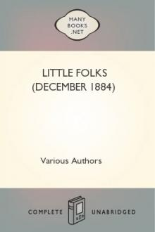 Little Folks (December 1884) by Various