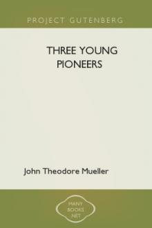 Three Young Pioneers