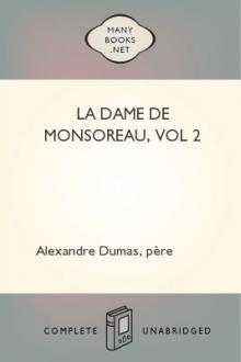 La dame de Monsoreau, vol 2
