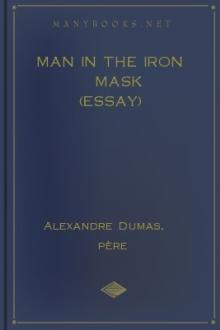 Man in the Iron Mask (essay)