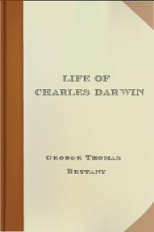 Life of Charles Darwin by George Thomas Bettany