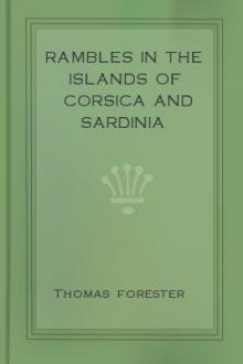 Rambles in the Islands of Corsica and Sardinia