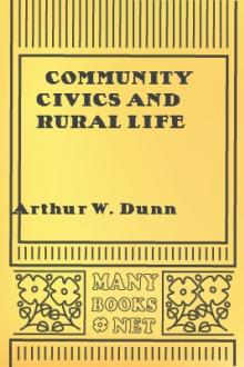 Community Civics and Rural Life by Arthur W. Dunn