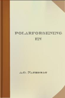 Polarforskningen by A. G. Nathorst