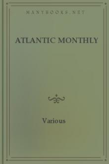 Atlantic Monthly by Various