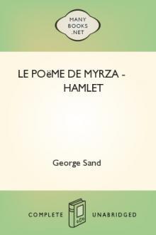 Le poëme de Myrza – Hamlet