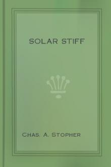 Solar Stiff by Chas. A. Stopher