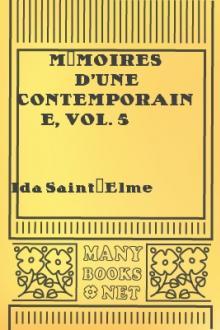 Mémoires d'une contemporaine, vol. 5