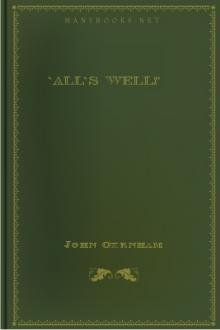 'All's Well!' by John Oxenham
