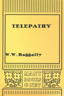 Telepathy by W. W. Baggally