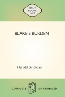 Blake's Burden by Harold Bindloss