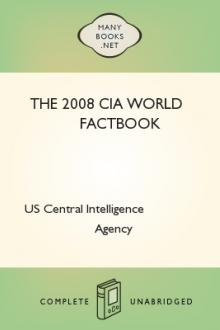 The 2008 CIA World Factbook by United States. Central Intelligence Agency