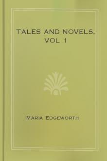 Tales and Novels, vol 1