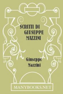 Scritti di Giuseppe Mazzini