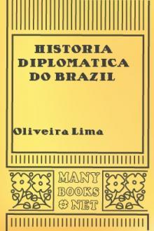 Historia diplomatica do Brazil