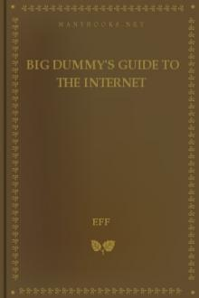 Big Dummy's Guide To The Internet by Electronic Frontier Foundation