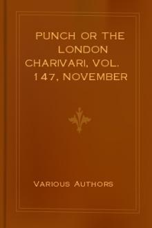 Punch or the London Charivari, Vol. 147, November 25, 1914