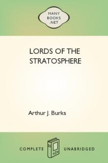 Lords of the Stratosphere by Arthur J. Burks