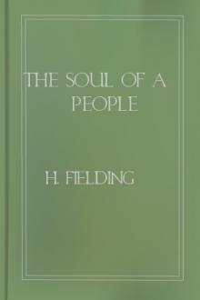 The Soul of a People by H. Fielding