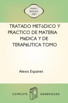 Tratado metódico y practico de Materia Médica y de Terapéutica tomo segundo
