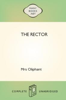 The Rector by Margaret Oliphant