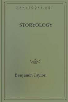 Storyology by Benjamin Taylor