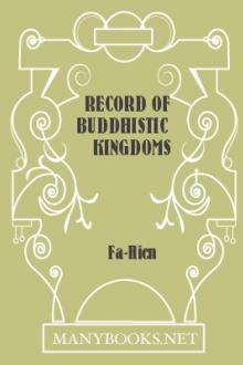 Record of Buddhistic Kingdoms