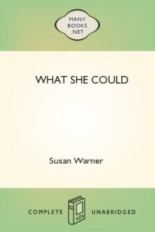 What She Could by Susan Warner