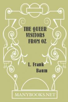 The Queer Visitors From Oz by Edith van Dyne