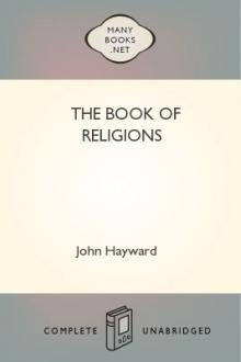 The Book of Religions by John Hayward