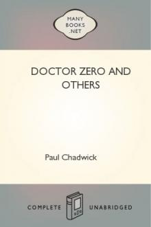 Doctor Zero and Others by Paul Chadwick