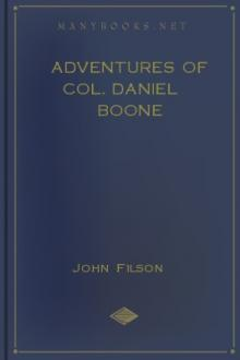 Adventures of Col. Daniel Boone