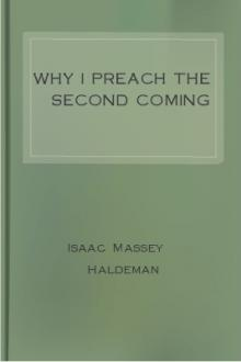 Why I Preach the Second Coming