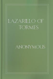 Lazarillo of Tormes by Unknown