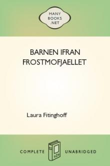 Barnen ifran Frostmofjaellet by Laura Fitinghoff