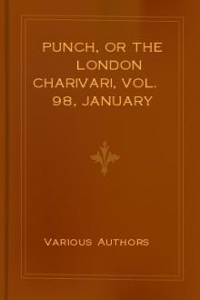 Punch, or the London Charivari, Vol. 98, January 25th, 1890