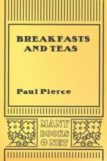 Breakfasts and Teas by Paul Pierce