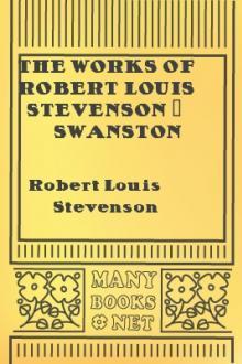The Works of Robert Louis Stevenson – Swanston Edition Vol. 20