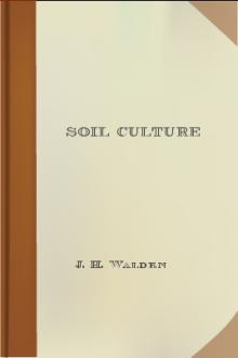 Soil Culture by J. H. Walden