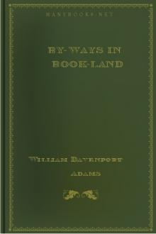 By-ways in Book-land by William Henry Davenport Adams