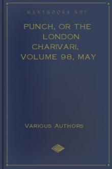 Punch, or the London Charivari, Volume 98, May 24, 1890