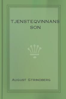 Tjensteqvinnans son by August Strindberg