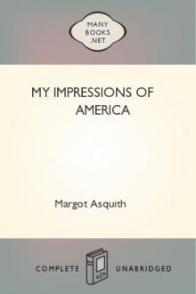 My Impressions of America