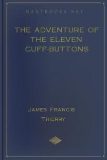 The Adventure of the Eleven Cuff-Buttons by James Francis Thierry