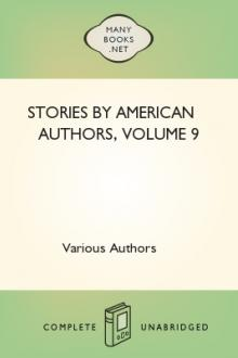 Stories by American Authors, Volume 9