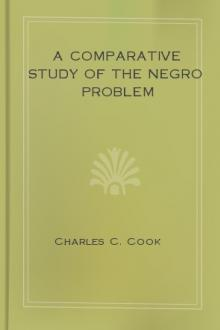 A Comparative Study of the Negro Problem by Charles C. Cook